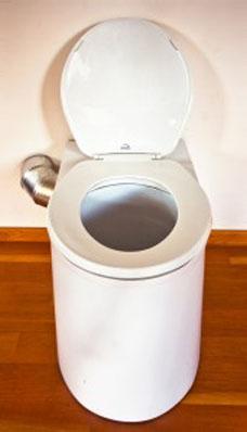 Cs Composting Toilet No Drain Field Low Energy