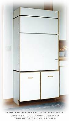 Energy Efficient Refrigerators Sunfrost Com